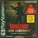 Biohazard: GUN SURVIVOR