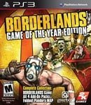 Borderlands: Game of the Year Edition