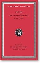Ovid, III, Metamorphoses (Loeb Classical Library)