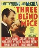 Three Blind Mice                                  (1938)
