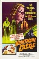 Nightmare Castle (aka The Faceless Monster)