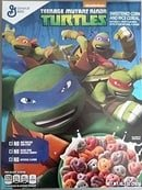 Teenage Mutant Ninja Turtles Cereal TMNT 10.3 oz Box
