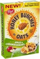 Honey Bunches of Oats with Real Apples & Cinnamon Bunches