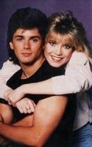 Billy Warlock and Melissa Reeves