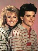 Wally Kurth and Judi Evans