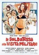 La soldatessa alla visita militare