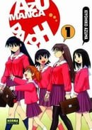 Azumanga Daioh 1 (Spanish Edition)