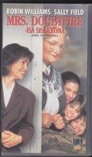 Mrs. Doubtfire [VHS]