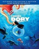 Finding Dory - 3D BD Combo Pack (3D +2BD + DVD + Digital HD)