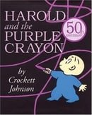 Harold and the Purple Crayon (50th Anniversary Edition)