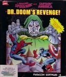 The Amazing Spider-Man and Captain America in Dr. Doom