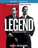 Legend (2015) (Blu-ray + Digital HD)