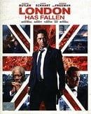 LONDON HAS FALLEN (BLU-RAY, Region A, Babak Najafi) Gerard Butler, Aaron Eckhart, Morgan Freeman