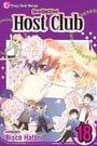 Ouran High School Host Club Manga Volume 18
