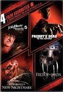 4 Film Favorites: Nightmare on Elm Street 5-8 (Freddy vs Jason, Freddy
