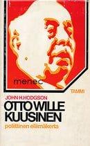 Otto Wille Kuusinen - Poliittinen elämäkerta