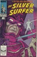 The Silver Surfer, #1