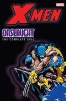 X-Men: The Complete Onslaught Epic, Book 2