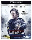 Patriots Day 4K Ultra HD [Blu-ray + Digital HD]