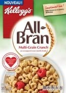 All-Bran Multi-Grain Crunch Cereal