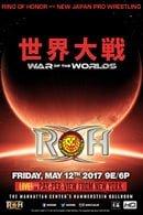 ROH/NJPW War of the Worlds 2017