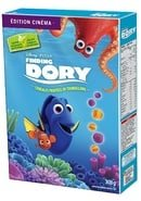 GENERAL MILLS Finding Dory Fruit Swirls Cereal, Movie Edition, 300 Gram