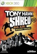 Tony Hawk: Shred Stand-Alone Software