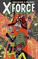 X-Force Volume 1: New Beginning TPB