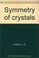 Symmetry of crystals