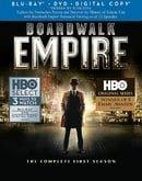 Boardwalk Empire: Complete First Season (Blu-ray/DVD Combo + Digital Copy)