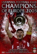 Liverpool - Champions Of Europe 2005 [DVD]