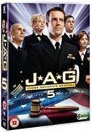 JAG - Season 5 [DVD]