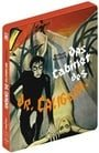 Das CABINET des Dr Caligari (Masters of Cinema) Limited 2-disc Blu-ray SteelBook edition