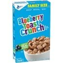 Blueberry Toast Crunch Cereal