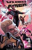 Uncanny X-Men (2016 4th Series) #1-19 Marvel 2016 - 2017