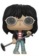 Funko Pop Rocks: Music - Joey Ramone Toy Figure