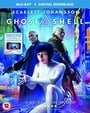 GHOST IN THE SHELL Blu-RayTM + digital download