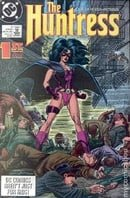 Huntress (1989 1st Series) 	#1-19 	DC 	1989 - 1990