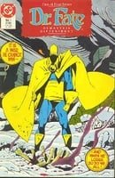 Doctor Fate (1987 1st Series) 	#1-4 	DC 	1987