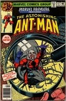 Marvel Premiere Featuring The Astonishing Ant-Man #47