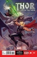 Thor: God of Thunder Volume 3: The Accursed
