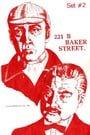 221B Baker Street: The Master Detective Game - Set #2