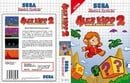 Alex Kidd 2 Curse in Miracle World