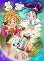 Pretty Cure Splash Star Tic-Tac Crisis Hanging by a Thin Thread! (2006)