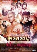 NJPW Sakura Genesis 2018