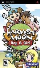 Harvest Moon: Boy & Girl