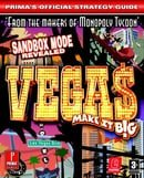 Vegas: Make It Big (Official Strategy Guide)