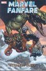 Marvel Fanfare: Strange Tales TPB