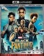 Black Panther (4K Ultra HD + Blu-ray + Digital Code) (Cinematic Universe Edition)