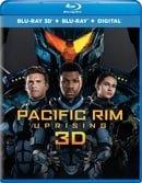 Pacific Rim: Uprising 3D (Blu-ray 3D + Blu-ray + Digital)